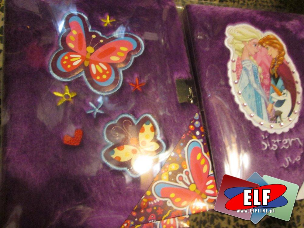 Pamiętnik futerkowy, pamiętniki futerkowe, Frozen kraina lodu, Soy Luna, My little friend, i inne
