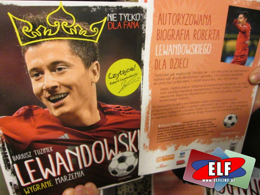 Biografia, Biografie, Lewandowskiego, Ronaldo, Messi, Lewandowski, książka, książki