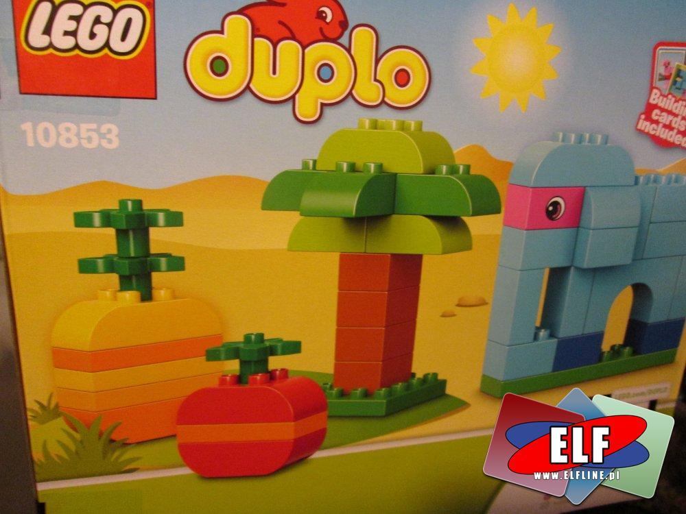 Lego Duplo, 10853 Zestaw kreatywnego budowniczego, klocki
