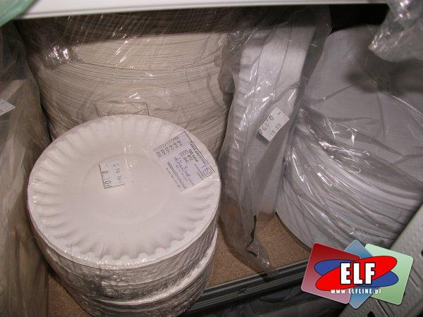 Talerze jednorazowe, tacki jednorazowe, talerzyki jednorazowe, naczynia jednorazowe