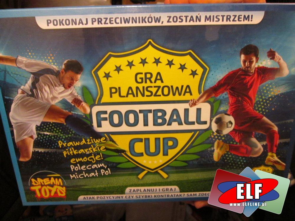 Gra planszowa, Football Cup, Gry, pokonaj przeciwników, zostań mistrzem!