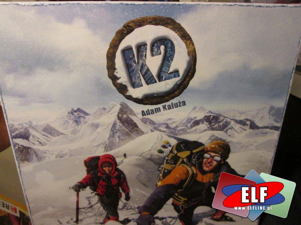 Gra K2, Gry