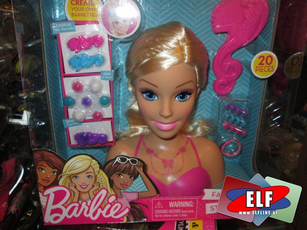 Barbie Lalka Głowa Do Czesania Głowy Lalk W Sklepie Elf