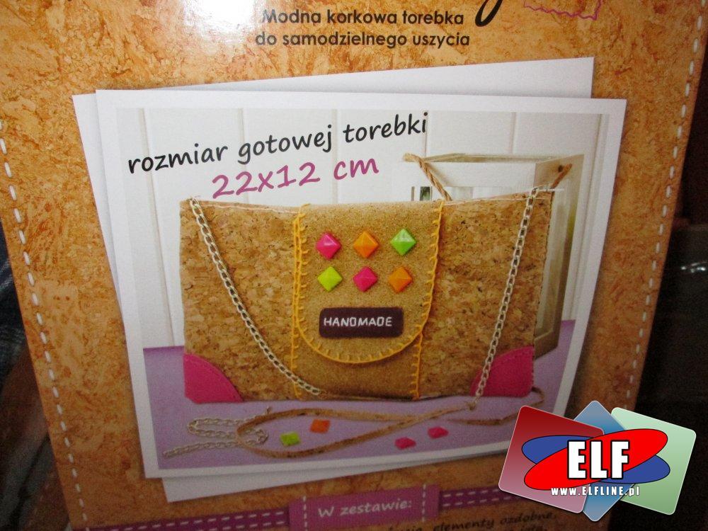 Modna kolorowa torebka do samodzielnego uszycia, torebki, zestawy kreatywne, zestaw kreatywny