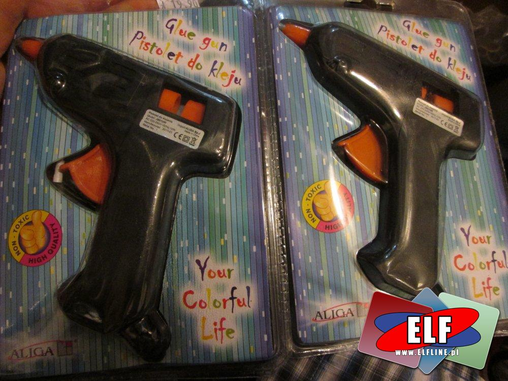 Pistolet na klej, pistolety do kleju