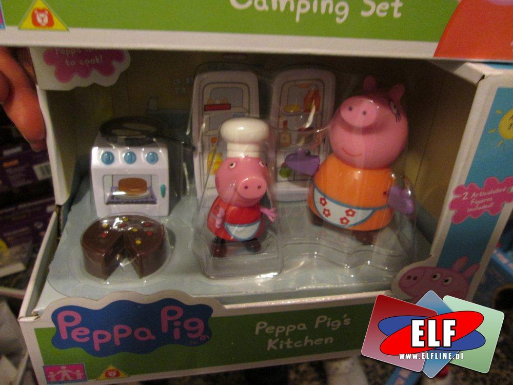 świnka Peppa Peppa Pig Kuchnia Kuchnie Ob W Sklepie Elf