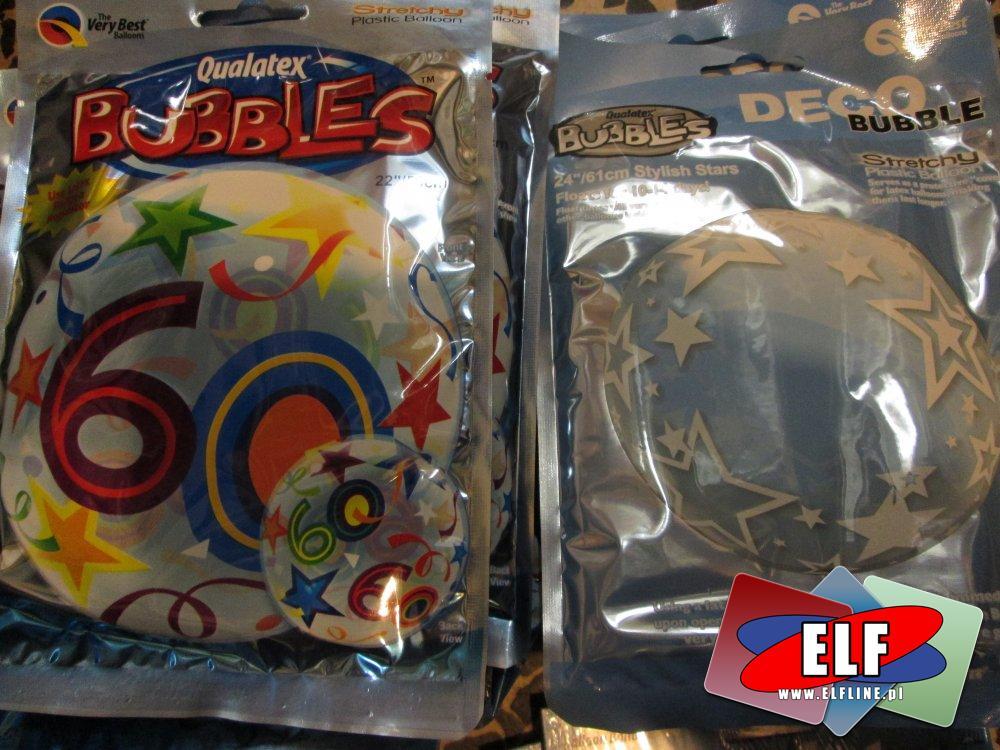 Balon, Balony, Okazjonalne i nie tylko, na urodziny, urodzinowy, urodzinowe, 50 lat, Szczęśliwych urodzin, 60 lat, przezroczyste i inne baloniki