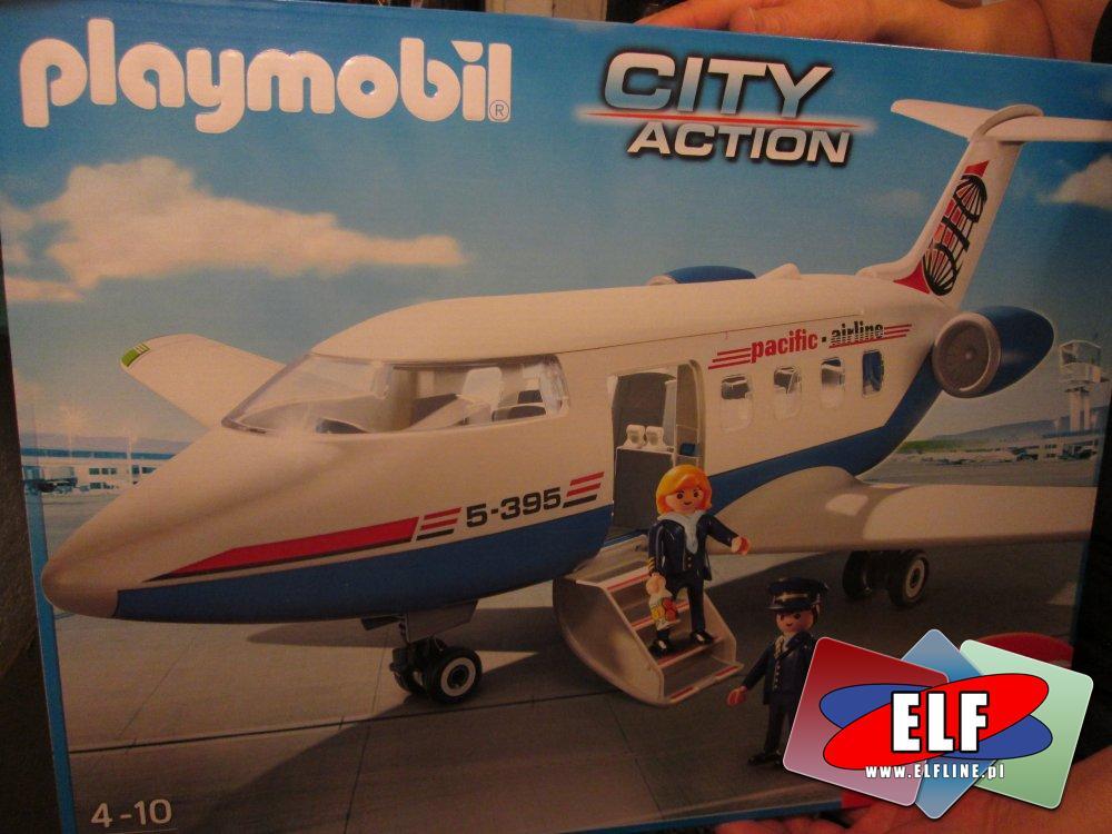 Playmobil 5395, Samolot, Pacific, Samoloty, klocki, zabawka, zabawki, zabawkowa