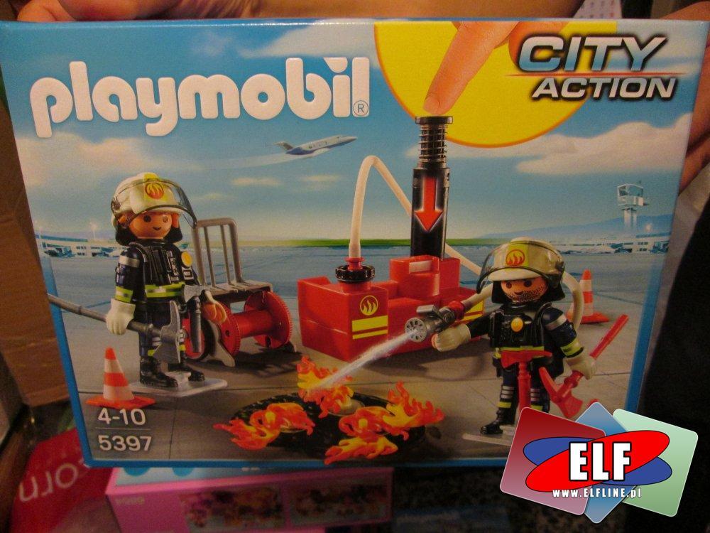 Playmobil 5397, Straż pożarna z gaśnicą, zabawka, zabawki, zabawkowa