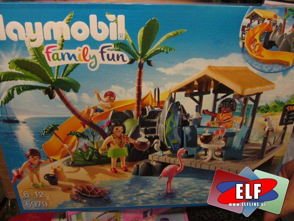Playmobil 6979, Karaibska wyspa z barem na plaży, zabawka, zabawki, zabawkowa
