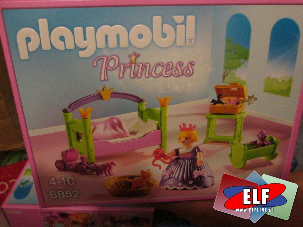 Playmobil 6852, Pokój dziecięcy księżniczki, zabawka, zabawki, zabawkowa