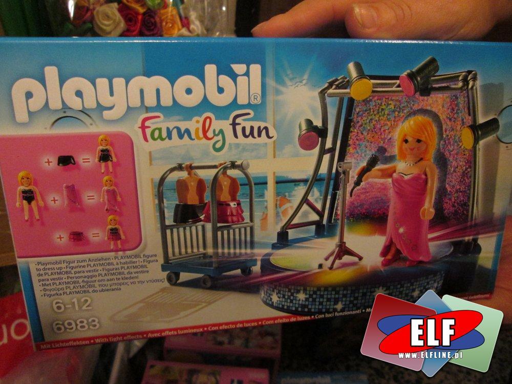 Playmobil 6983, Wieczorny występ, zabawka, zabawki, zabawkowa