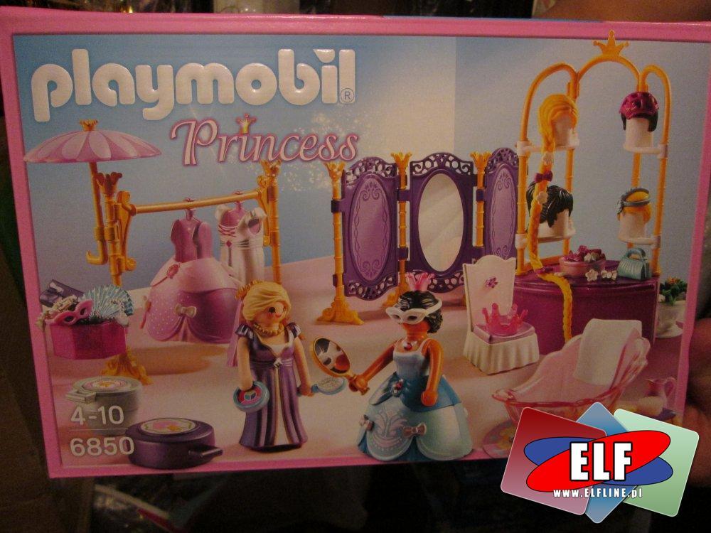 Playmobil 6850, Przymierzalnia i salon piękności, zabawki, zabawkowa