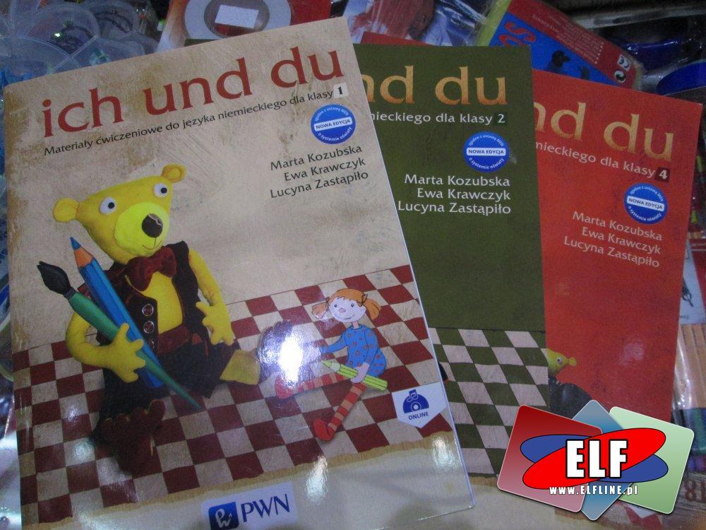 Podręczniki szkolne do niemieckiego, podręcznik szkolny