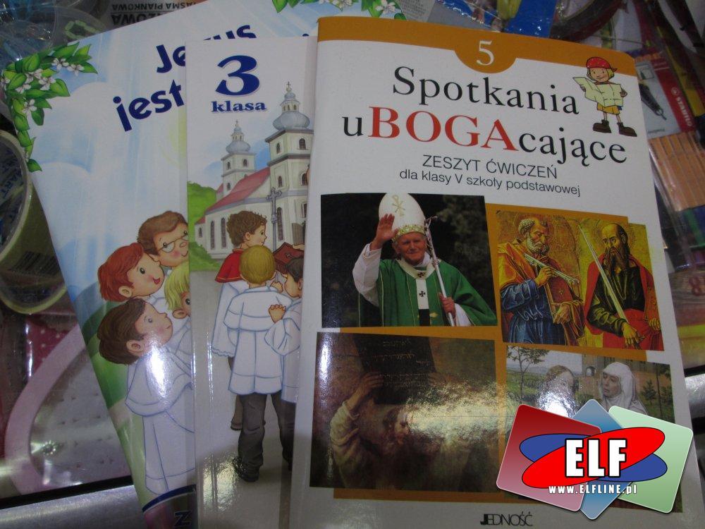 Podręczniki szkolne do Religii, podręcznik szkolny