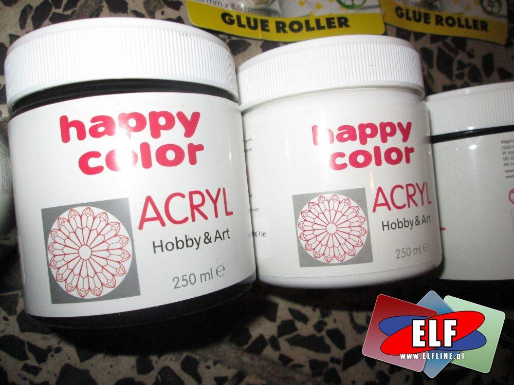 Acryl, Akryl