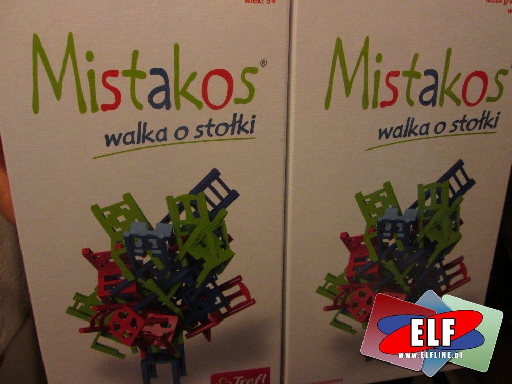 Gra Mistakos, Walka o stołki, Gry