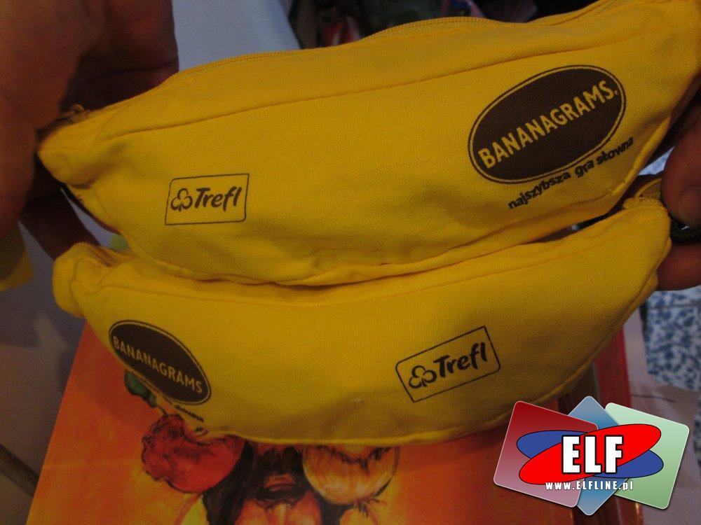 Gra Bananagrams, Gry słowne, Trefl