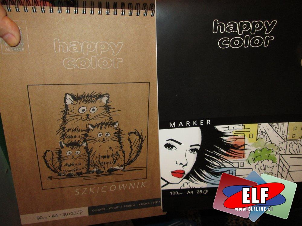 Blok rysunkowy, szkicowy, Bloki szkicowe, rysunkowe