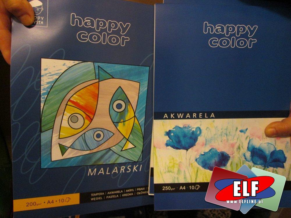 Bloki malarskie i akwarelowe, Bloki do dowolnego przeznaczenia, blok do rysunku i malarstwa, Blok malarski i akwarelowy