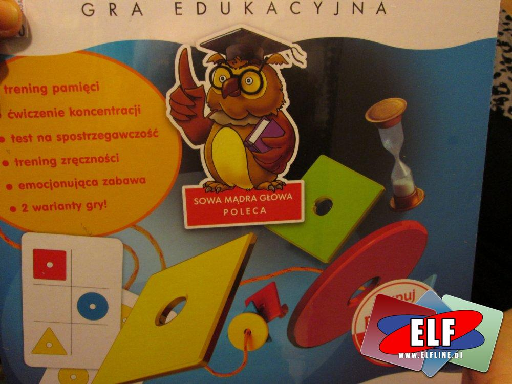 Gra edukacyjna, Wzory, Kolory, Memory, Gry edukacyjne