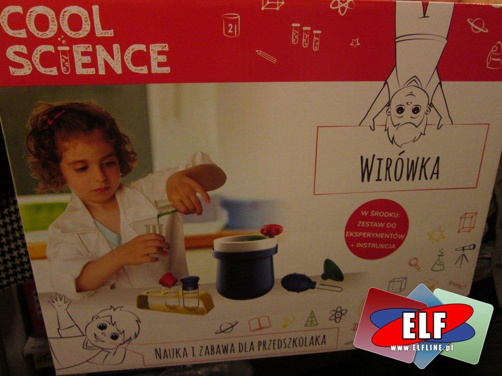 Cool Science, Palnik Bunsena, Wirówka, Waga, Nauka dla przedszkolaka, eksperymenty chemiczne, chemia, zestaw edukacyjny, naukowy, zestawy nauko...