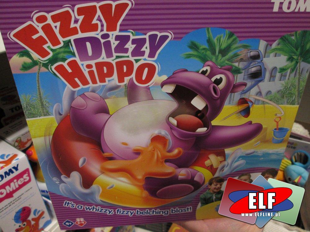 Gra Fizzy Dizzy Hippo, Gry