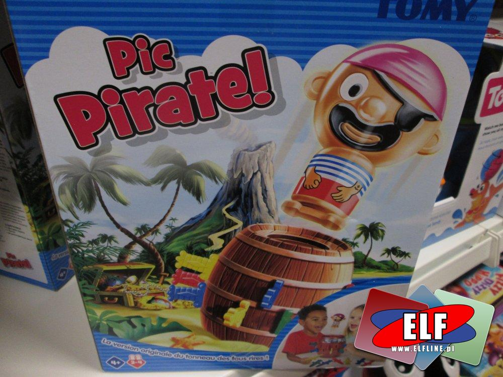 Gra Pic Pirate, Gry