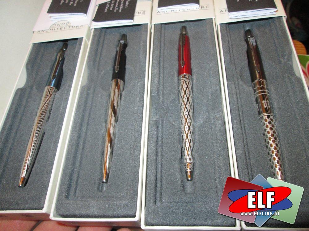 Parker, Długopis, Długopisy