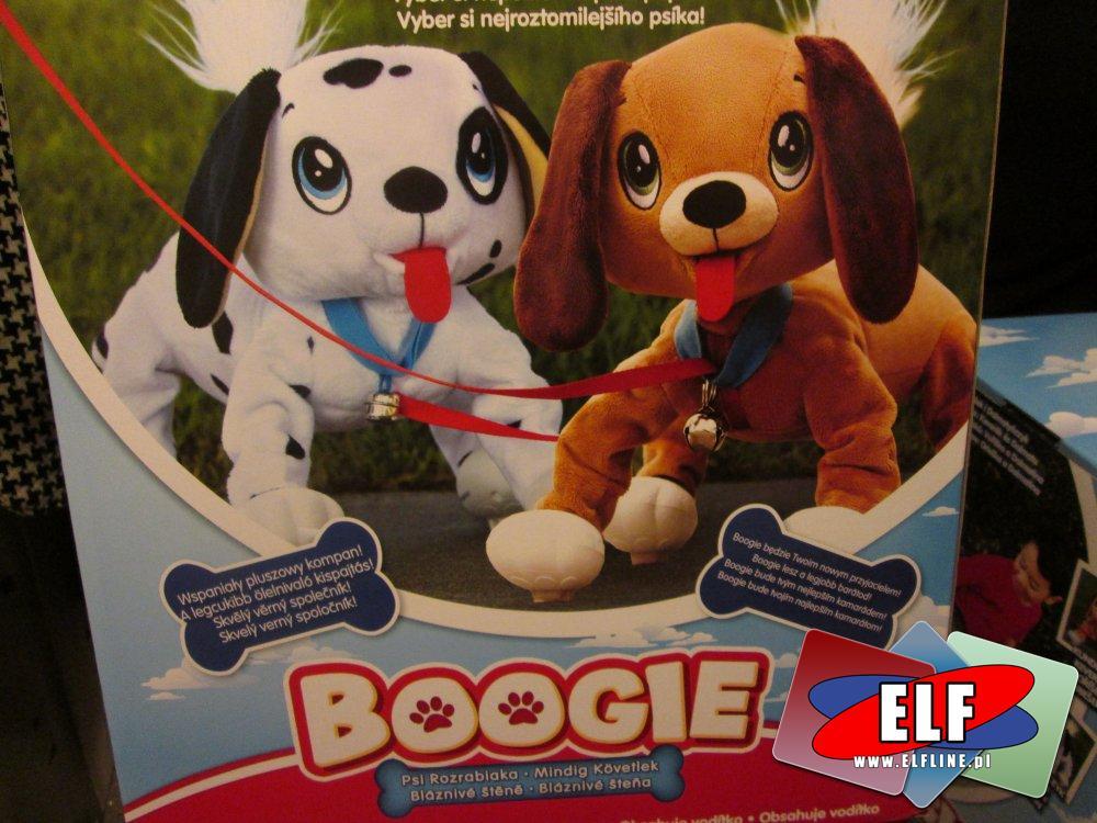 Boogie interaktywny piesek maskotka, maskotki, pieski