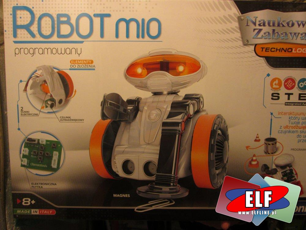 Evolition Robot i robot mio, Programowany, Bluetooth, zestaw edukacyjny, kreatywny, naukowe, zestawy naukowe, edukacyjne, kreatywne