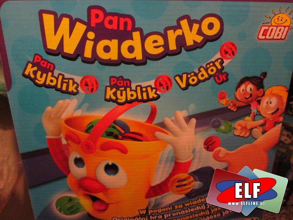 Gra Pan Wiaderko, Gry