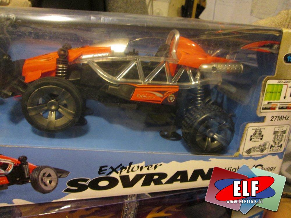 Explorer Sovran, samochód, samochody, zabawka, zabawki