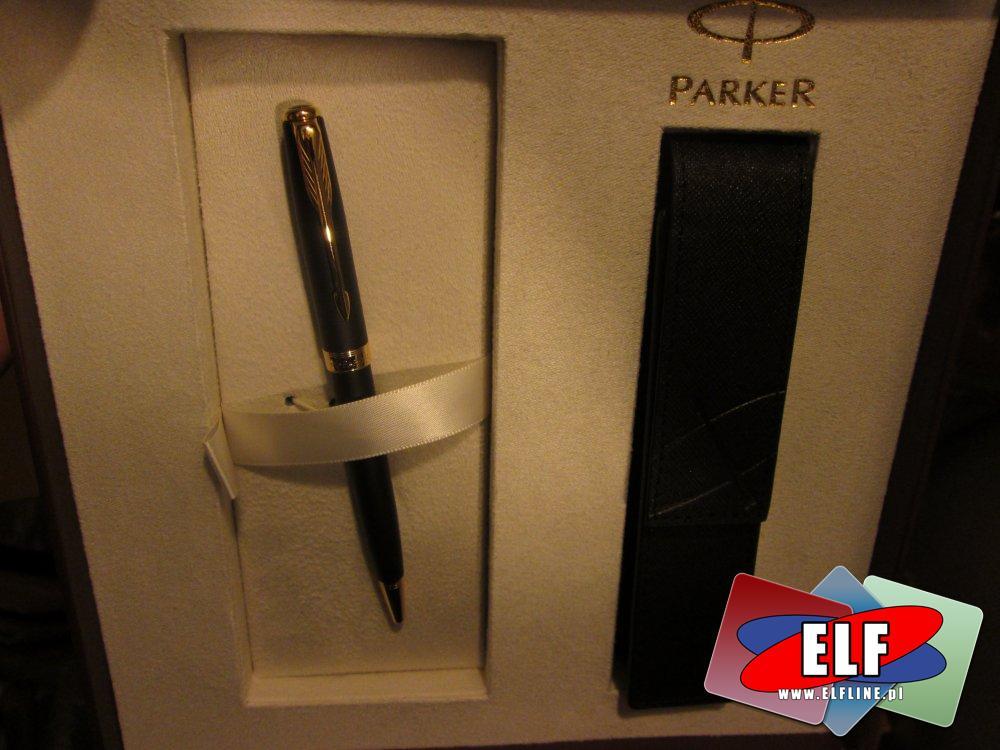 Parker, Długopis, Długopisy, zestaw piśmienniczy, zestawy piśmiennicze