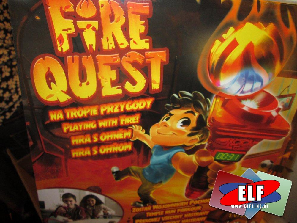 Gra Fire Quest, Gry