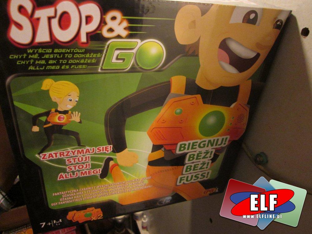 Gra Stop & Go, Zatrzymaj się, Gry