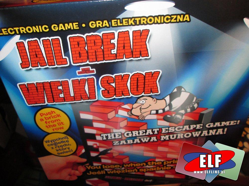 Gra Jail Break Wielki Skok, Gry