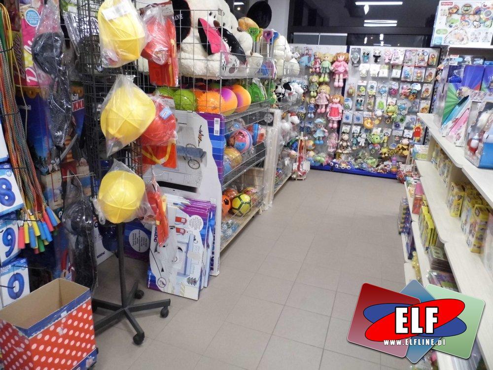 Nowy sklep ELF, zdjęcia sklepu, serdecznie zapraszamy.