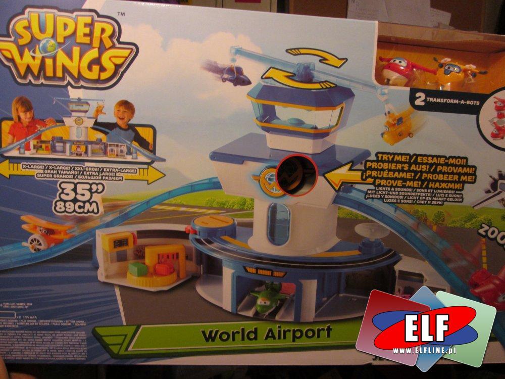 Super Wings, Samoloty, Lotnisko i inne, Zabawka, Zabawki