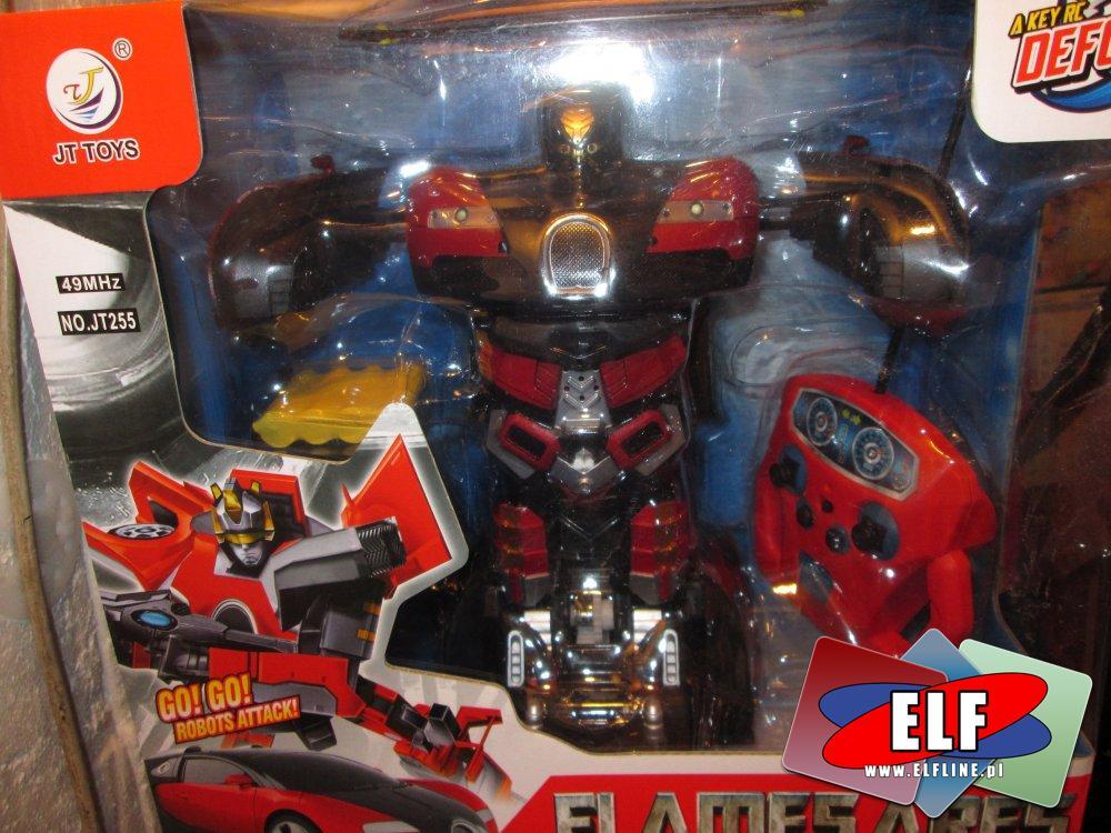 Flamesares, Robot zdalnie sterowany, roboty zdalnie sterowane