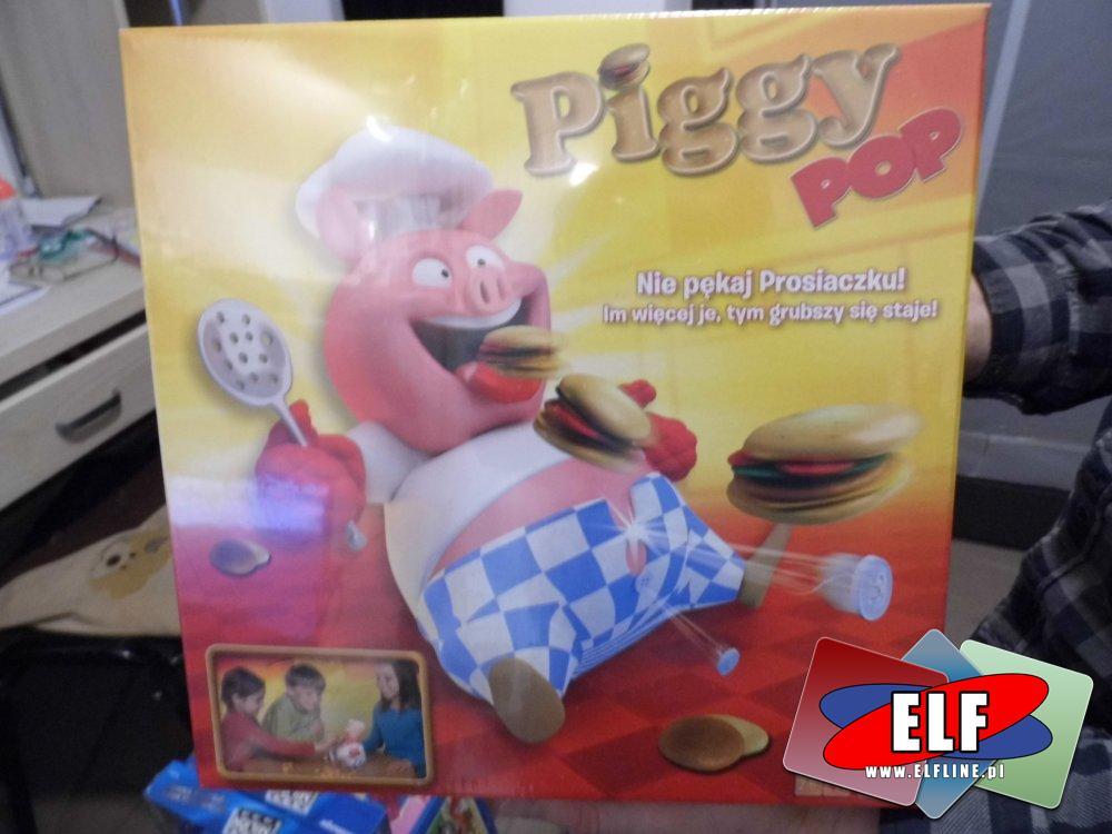Gra Piggy Pop, Gry