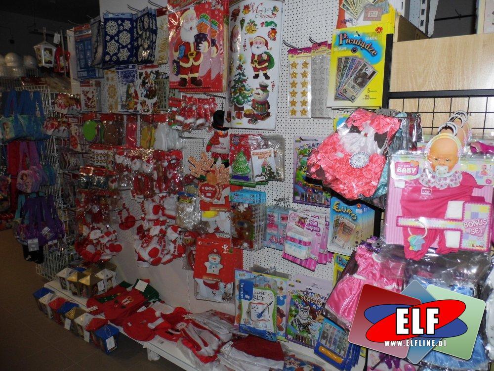 Ozdoby i Gadgety świąteczne, Bożonarodzeniowe i inne