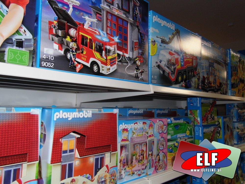 Playmobil, Zabawki i klocki