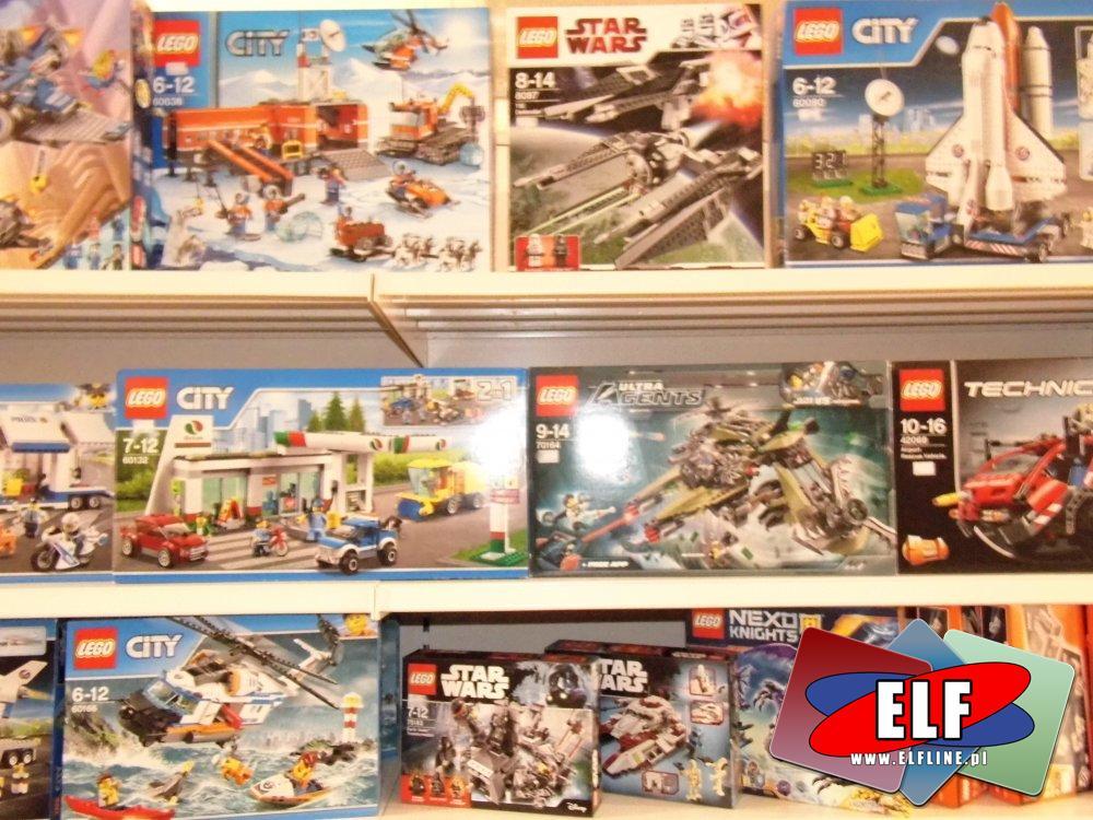 Klocki Lego, City, StarWars, Ultra Agents, Star Wars, Technic, Speed Champions, klocki