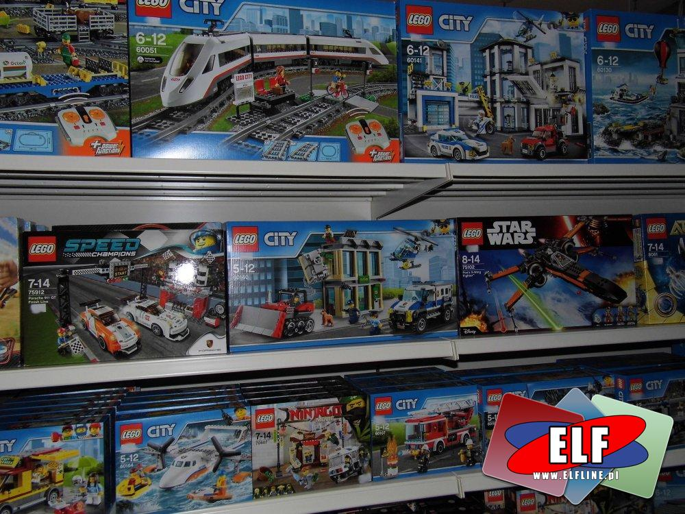 Klocki Lego, City, StarWars, Ultra Agents, Star Wars, Technic, Speed Champions, klocki
