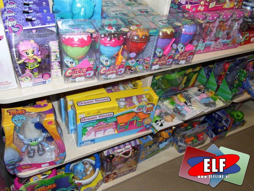 Gelato surprise, lalki, lalka, laleczka, laleczki, Trolls, Trole i inne zabawki