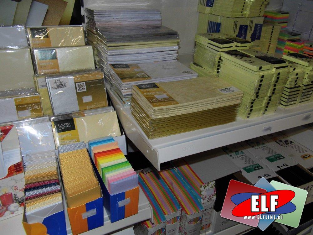Koperty, Karteczki samoprzylepne, Koperta, Koperty wszelkiego rodzaju