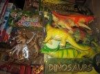 Figurki zwierząt w woreczkach, zabawki w woreczkach