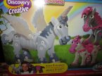 Bloco, Discovery, zabawki, Smoki, Konie i jednorożce, Dinozaury