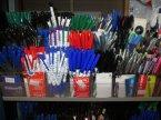 Długopisy szkolne, biurowe i inne, długopis